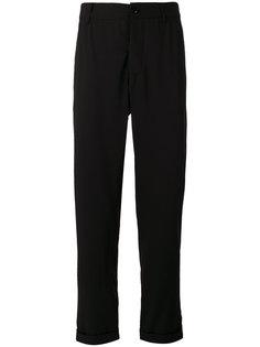 укороченные классические брюки Ann Demeulemeester Icon