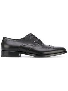 ботинки дерби с заклепками Saint Laurent