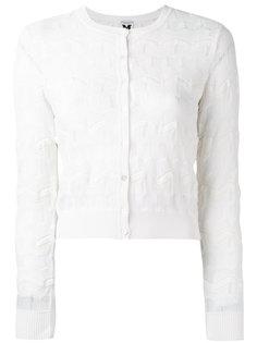 трикотажный пиджак M Missoni