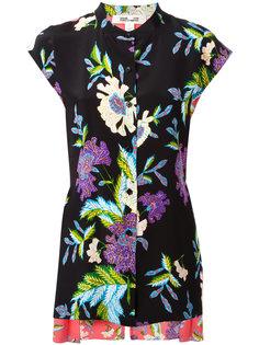 floral print blouse Diane Von Furstenberg
