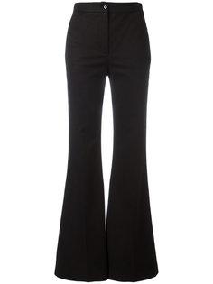 расклешенные брюки с завышенной талией M Missoni