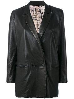 пиджак на пуговицах S.W.O.R.D 6.6.44