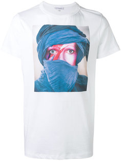 Bowie print T-shirt Les Benjamins
