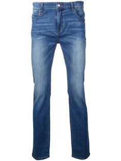 джинсы с принтом-логотипом Guild Prime