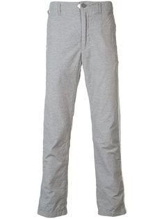 slim-fit trousers  Engineered Garments