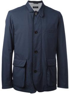 куртка с накладными карманами Loro Piana