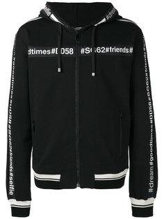 #goodtimes zip hoodie Dolce & Gabbana