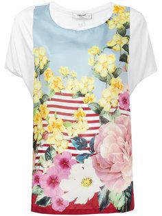 floral top Blugirl