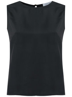 sleeveless silk blouse Isolda