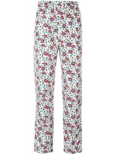 брюки с рисунком Roya Isabel Marant