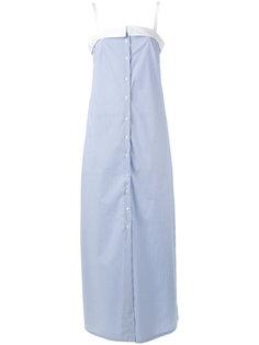 платье макси в полоску Sara Roka