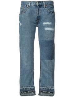 джинсы с нашивками Nili Lotan