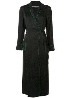 tied robe  Raquel Allegra