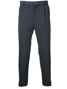 укороченные брюки Guild Prime