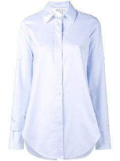 рубашка с разрезом сзади Helmut Lang