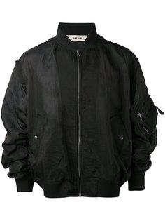 свободная куртка-бомбер Damir Doma