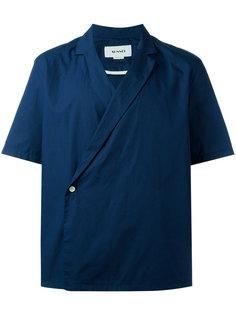 рубашка с запахом Sunnei