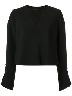 long sleeves blouse Giuliana Romanno