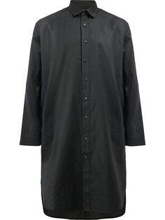 удлиненная рубашка LEclaireur