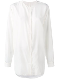 round collar shirt Kristensen Du Nord