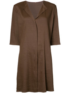 plain short flared dress  Peter Cohen