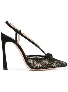 туфли-лодочки с ремешком сзади Giambattista Valli