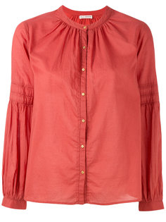 band collar shirt Ulla Johnson