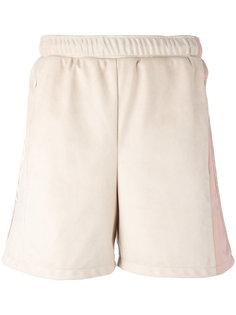 bicolour deck shorts Cottweiler