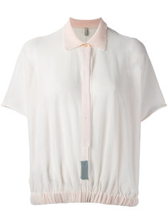 elasticated hem blouse  Boboutic