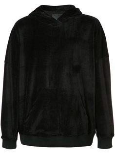 velour hoodie  Daniel Patrick