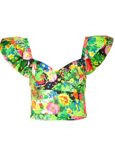 floral blouse Rosie Assoulin