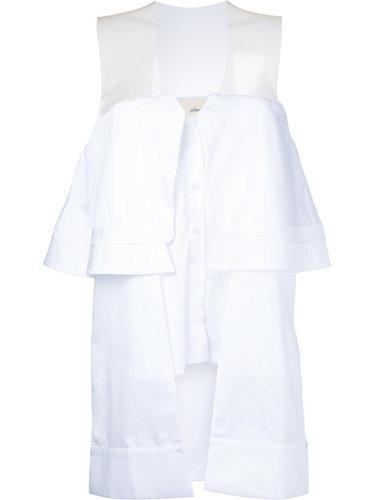 блузка без бретелей Elaidi
