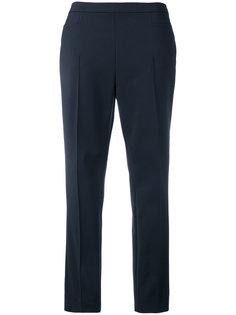 укороченные прямые брюки Akris Punto