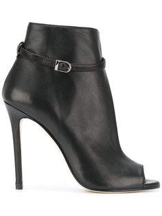 open-toe boots Marc Ellis
