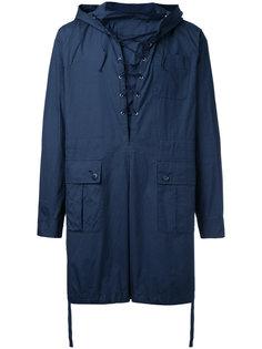 ветровка-пуловер Undercover