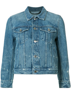 denim jacket Helmut Lang
