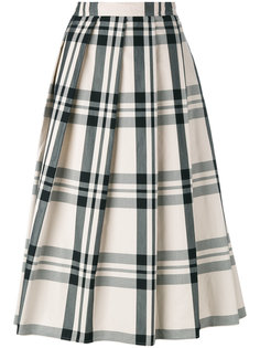 check pleated skirt Sofie Dhoore