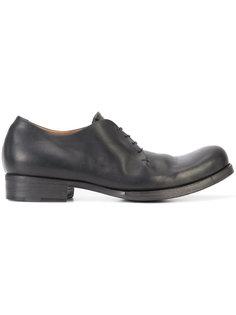 туфли Дерби с потертой отделкой Ma+ MA!