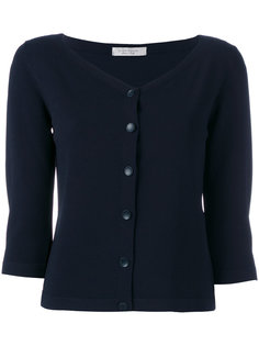 fitted cardigan D.Exterior