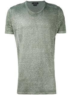меланжевая футболка Avant Toi