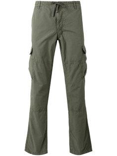 брюки-карго Woolrich