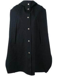пальто на пуговицах с капюшоном Mackintosh