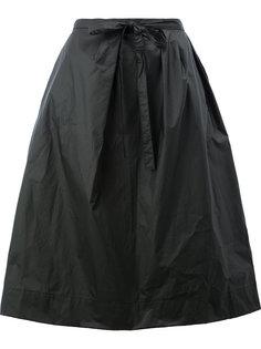 расклешенная юбка миди Maison Margiela