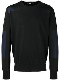patched sweatshirt Stella McCartney