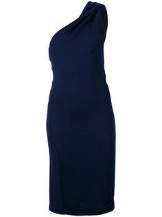 платье на одно плечо Dsquared2