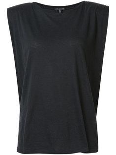 shoulder pads muscle T-shirt  R13