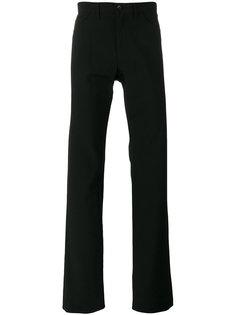 брюки прямого кроя Comme Des Garçons Homme Plus
