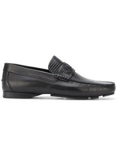 Greca vamp loafers Versace