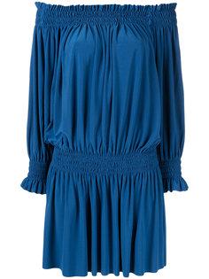 крестьянское платье  Norma Kamali