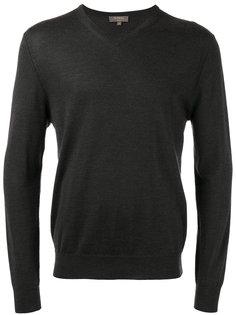 V neck sweatshirt  N.Peal